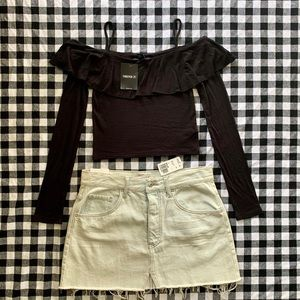 NWT! Small outfit!